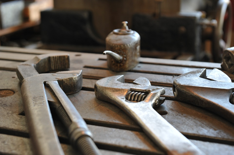 Old car guy tools